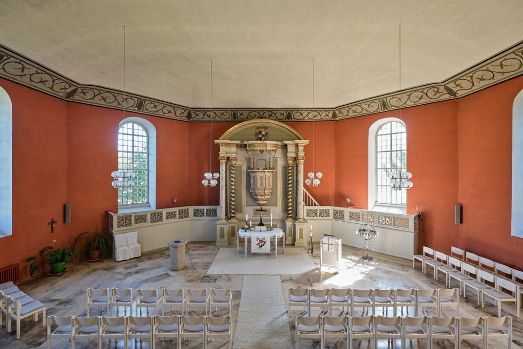 St. Pankratius Kirche, Barterode • ©Ralf König