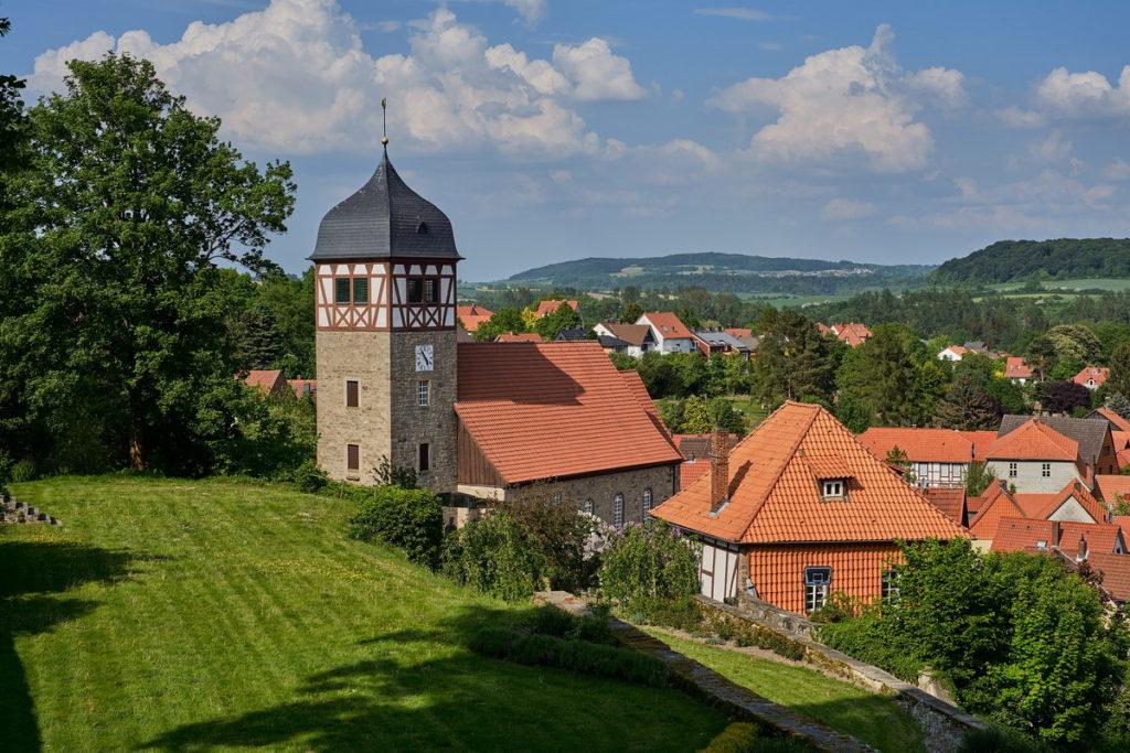 St. Martini Kirche Adelebsen • ®Ralf König