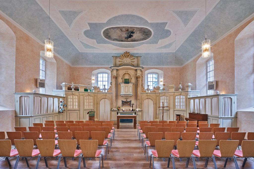 St. Martini Kirche Lenglern • ©Ralf König