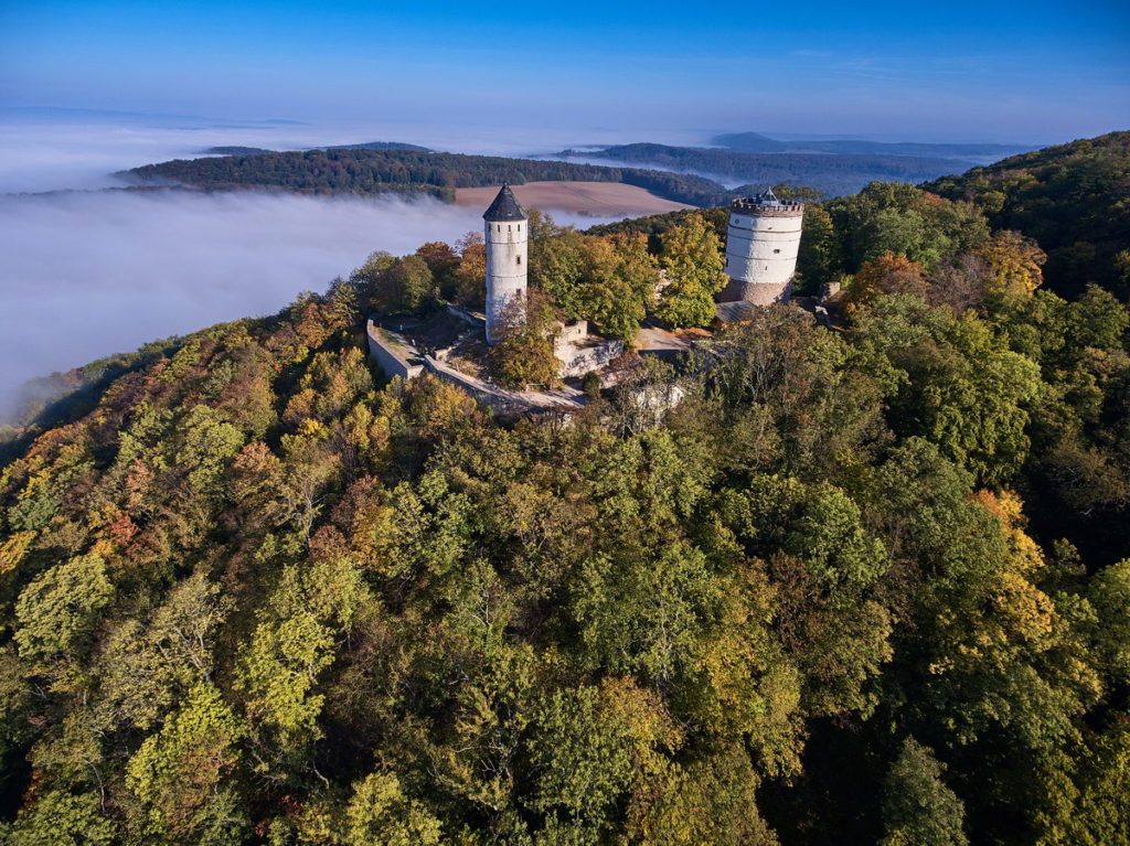 Burg Plesse Bovenden • ©Ralf König