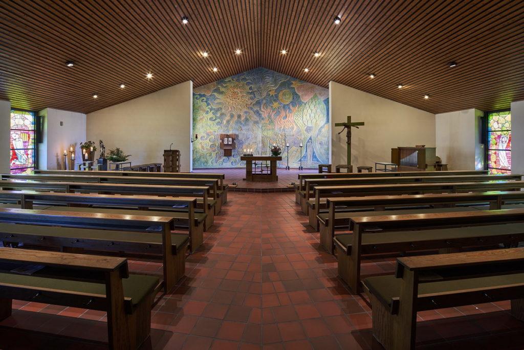 St Franziskus Kirche Bovenden • ©Ralf König