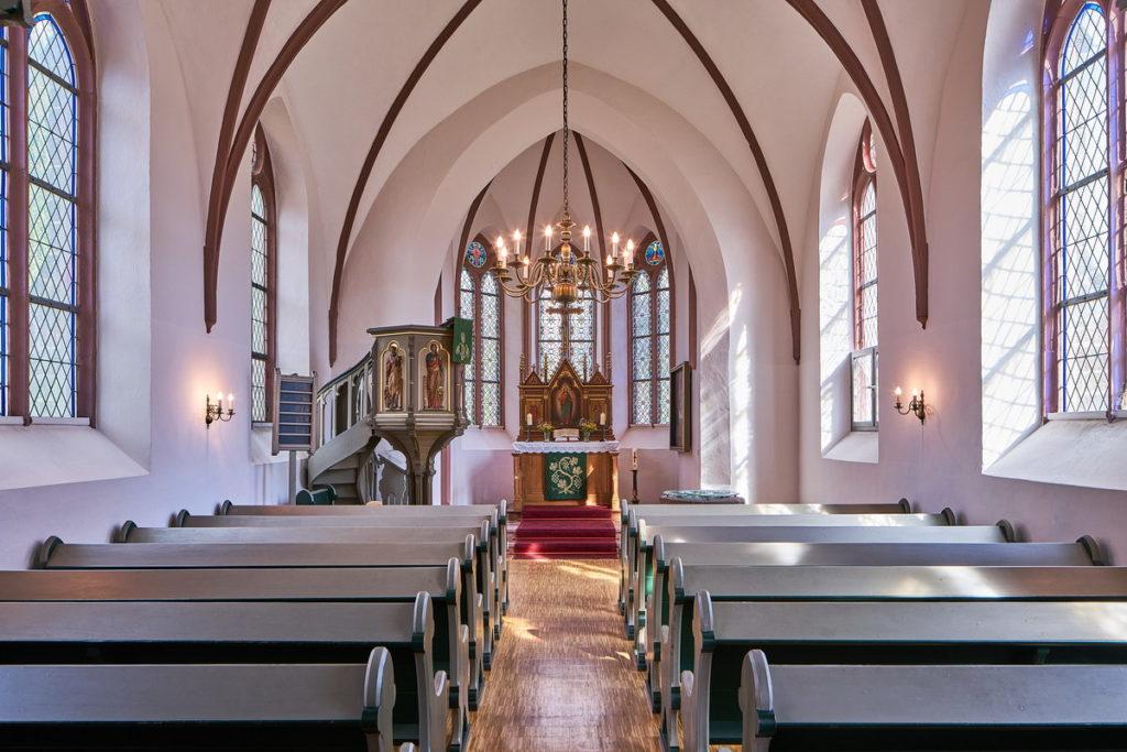 St. Martini Kirche Unterbillingshausen • ©Ralf König