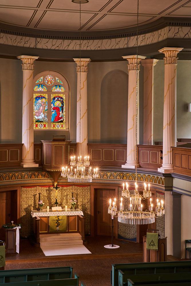 St. Martini Kirche Dransfeld • ®Ralf König