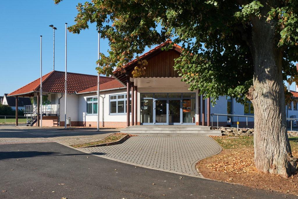 Stadthalle Dransfeld • ©Ralf König