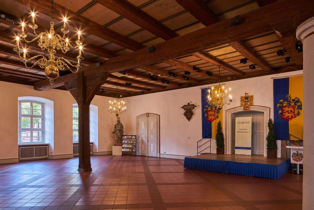 Historisches Rathaus Duderstadt • ©Ralf König