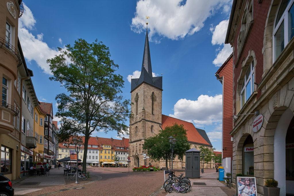 St. Servatius Kirche Duderstadt • ®Ralf König