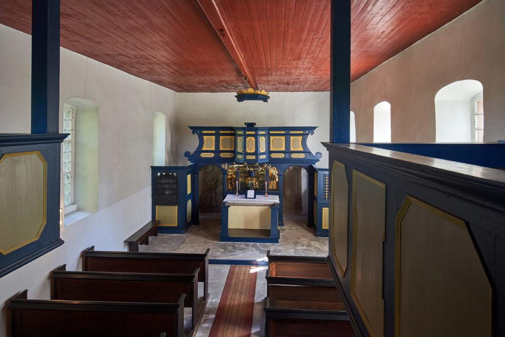 Kirche Niedergandern-Hottenrode • ©Ralf König