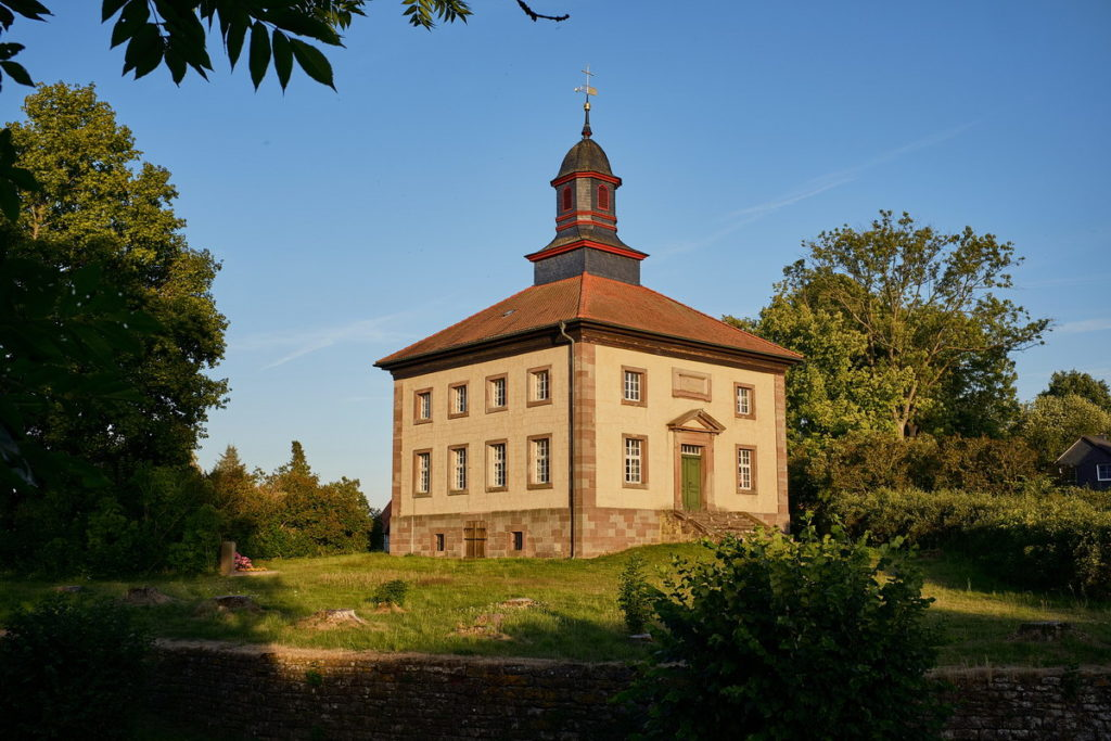 Kapelle Landgut Bodenhausen • ©Ralf König