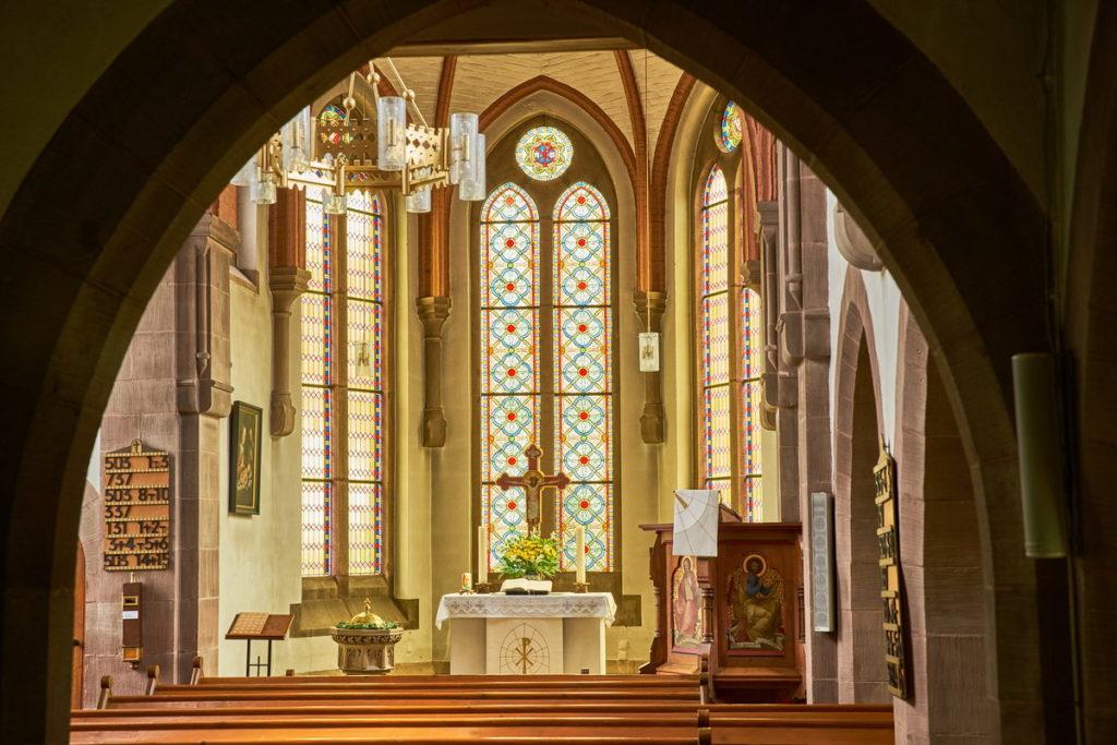 Gustav Adolf Kirche Gieboldehausen • ©Ralf König