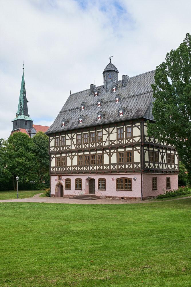 Schloss Gieboldehausen • ©Ralf König