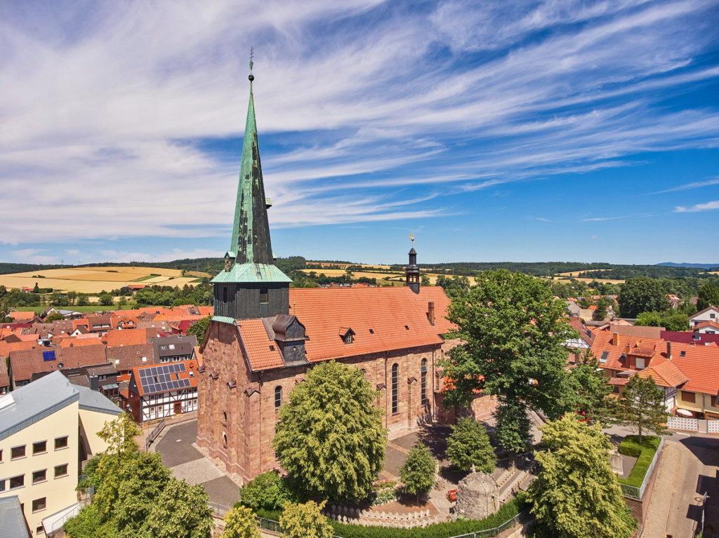 St. Laurentius Kirche Gieboldehausen • ©Ralf König