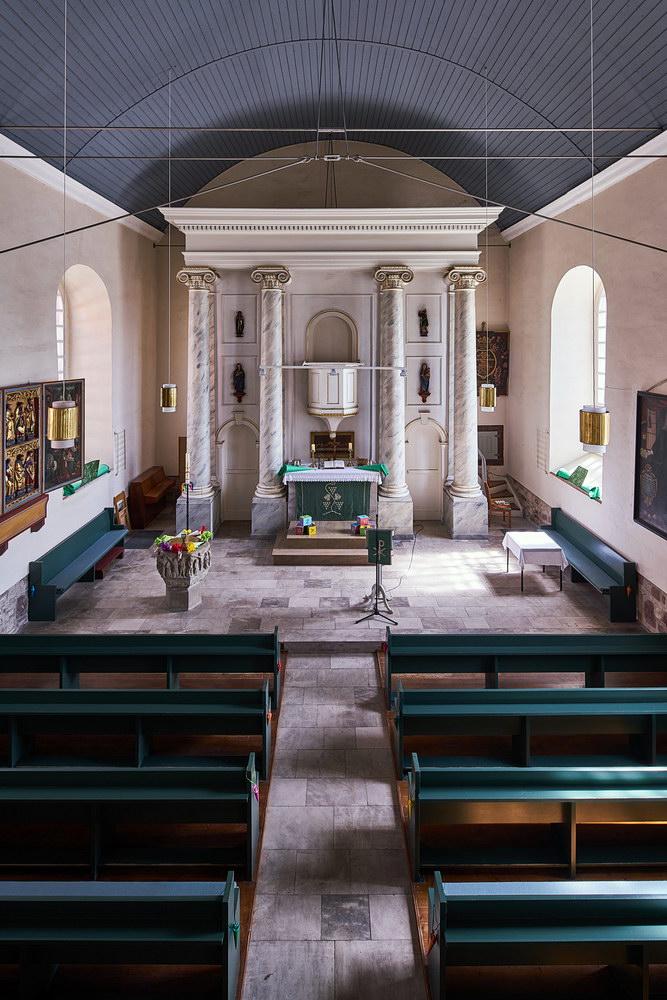 St. Michaeliskirche Diemarden • ©Ralf König