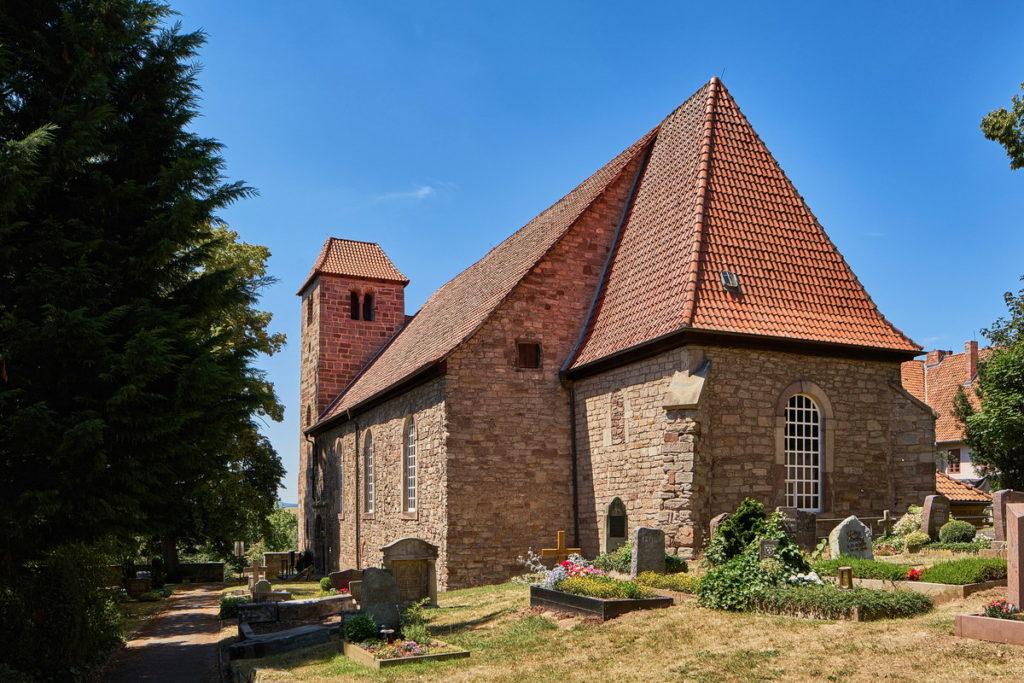 Klosterkirche St. Christopherus Reinhausen • ©Raf König