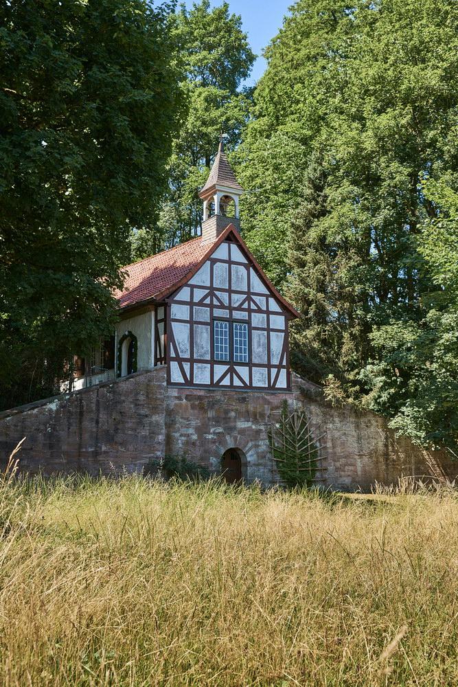 Kapelle Wittmarshof • ©Ralf König
