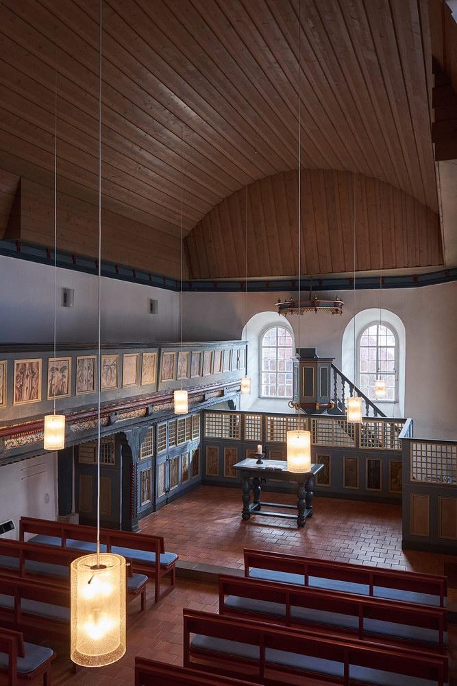 Ev.-ref. Kirche Sattenhausen • ©Ralf König
