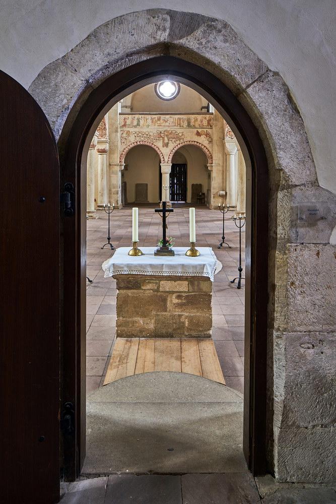 Kloster Bursfelde • ©Ralf König
