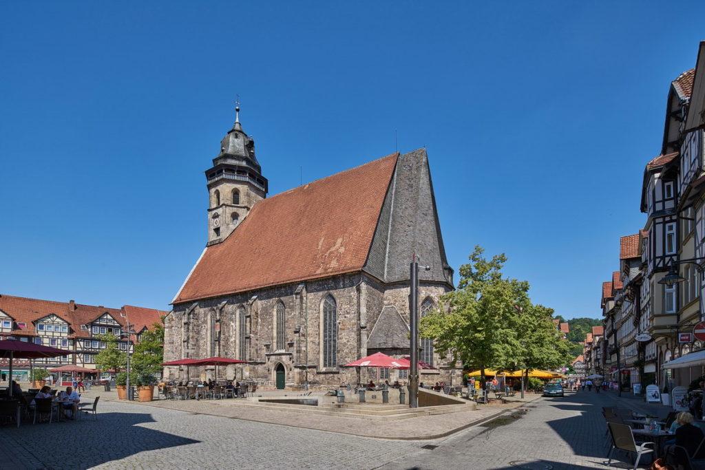 St. Blasius Kirche Hann. Münden • ©Ralf König