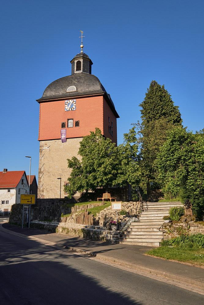 Pfarrkirche St. Martini Jühnde • ©Ralf König