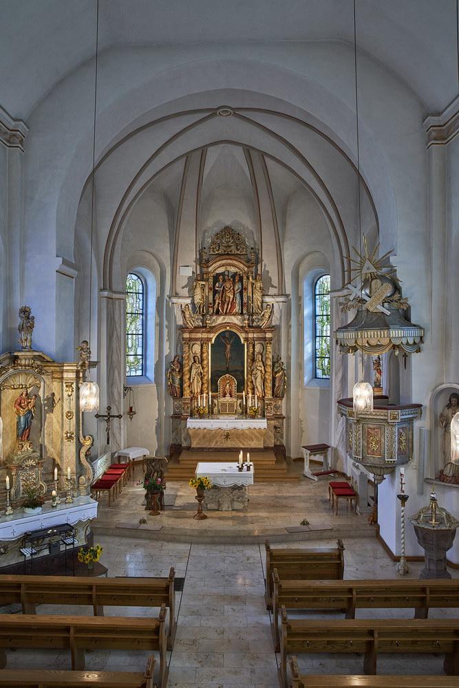 Pfarrkirche St. Alexander und Brüder Krebeck • ©Ralf König