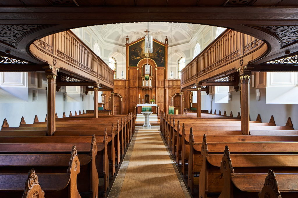 St. Johannis Kirche Rosdorf • ©Ralf König