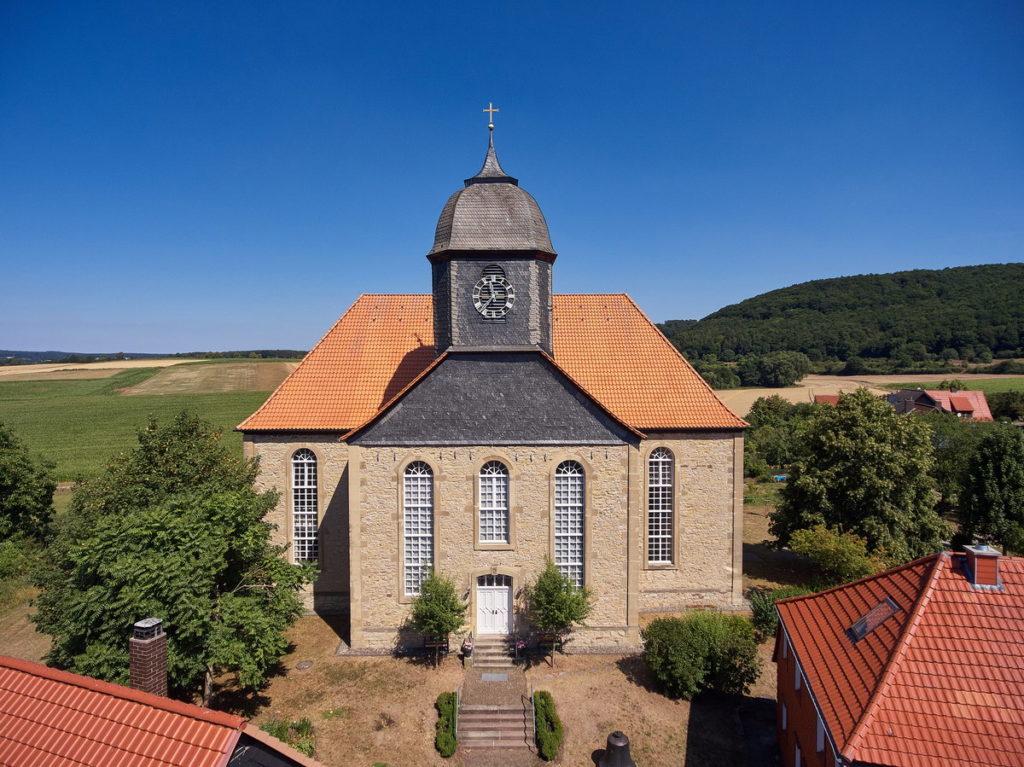 St. Markus Kirche Scheden • ©Ralf König