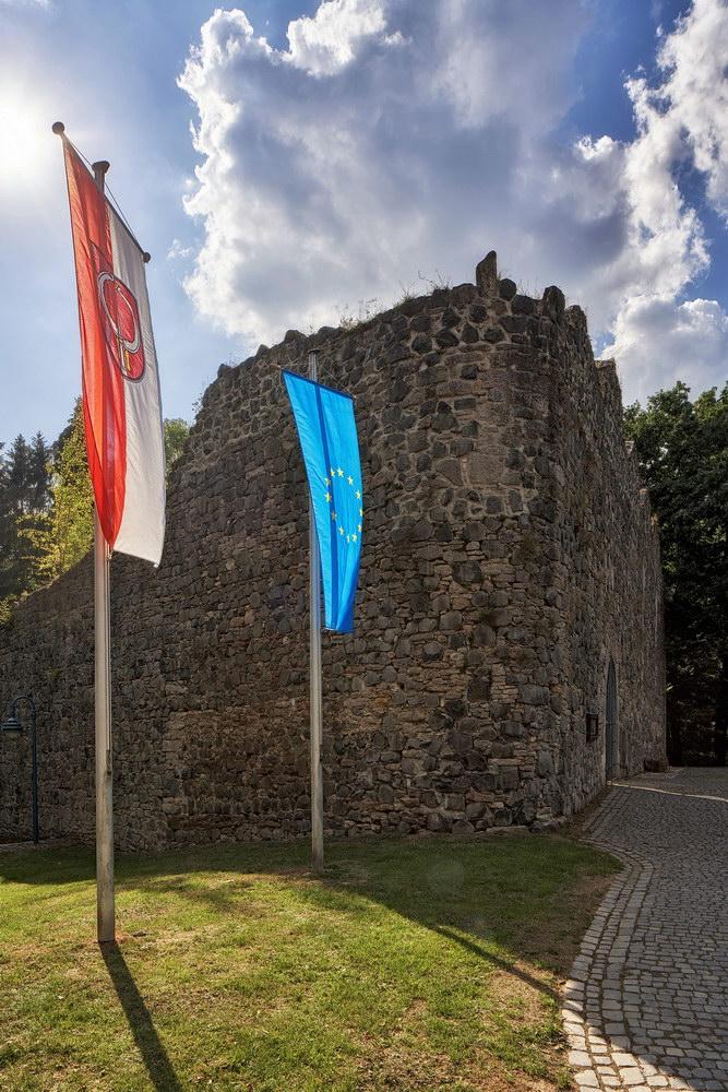 Burgruine Sichelnstein • ©Ralf König