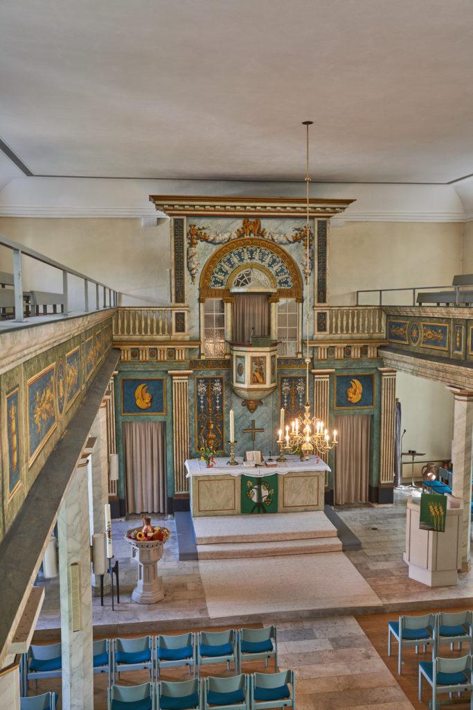 St. Petrus Kirche Landwehrhagen • ©Ralf König