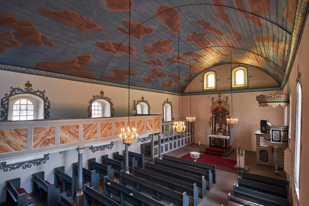 Kirche Waake • ©Ralf König